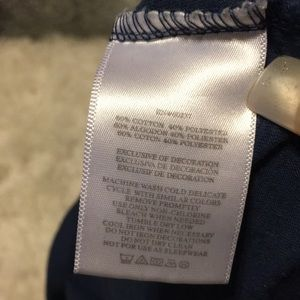 Lucky Brand Shirts & Tops - 4/$50 LuckyBrand tee Peace sign